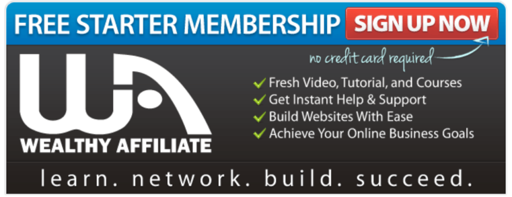 wealthy affiliate review.join best affiliate training course free